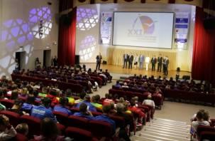 Всероссийский фестиваль студентов-физкультурников прошёл в Смоленске