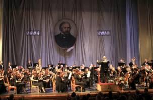 Глинковский фестиваль открывается в Смоленске