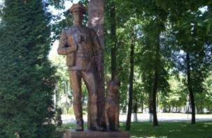 В Смоленске к 100-летию Пограничных войск будет открыт памятник