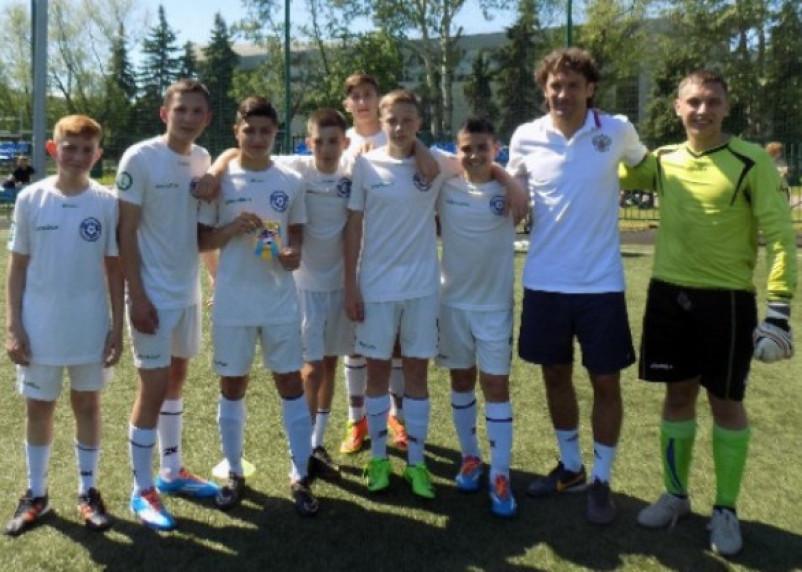 Юные смоленские футболисты представляют Россию на международном турнире