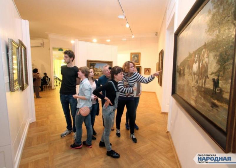 В Смоленске прошла «Ночь музеев»