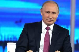 «Я спросил у Путина». Смоляне смогут пообщаться с президентом