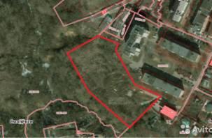 «Уникальное местоположение»: в центре Смоленска продают «инвестиционную» землю