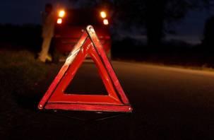 В Смоленске юношу ночью дважды сбили машины
