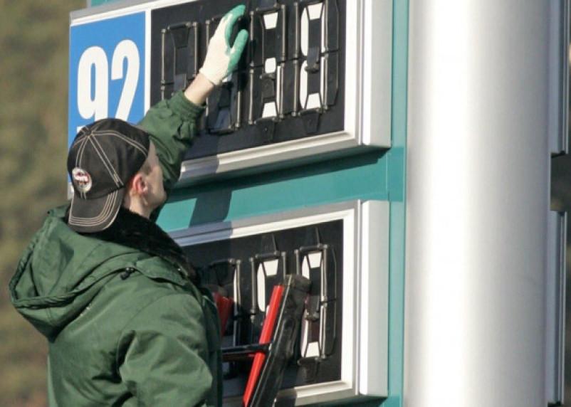 У россиян отобрали надежду на снижение цен на бензин