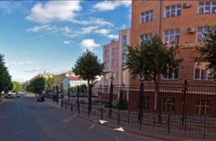 Сегодня утром будет трудно проехать в центре Смоленска