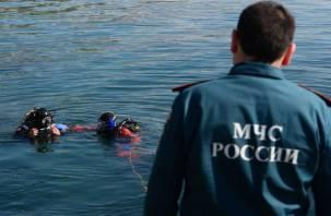 В Смоленском районе спасатели ищут тело утопленника