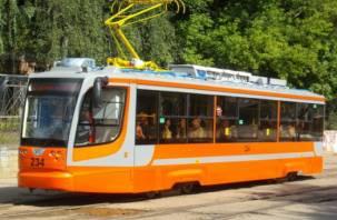 В некоторых смоленских трамваях будут камеры видеонаблюдения