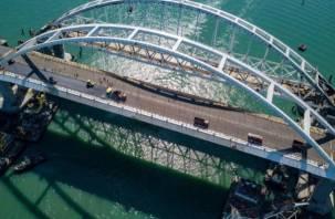 Движение автомобилей по Крымскому мосту запустят на этой неделе