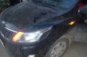 Смоленский подросток на велосипеде попал под колеса иномарки