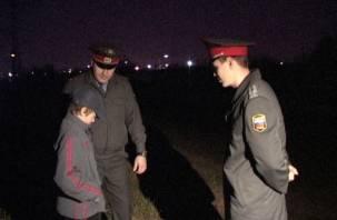 Смолянка благодарит полицейских за поиск ее загулявшего сына