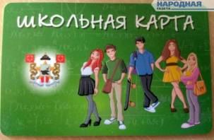 Электронная карта в смоленских школах: мнение смолян