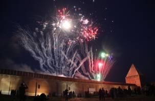 В Смоленске салют в День Победы будет состоять из 30 холостых залпов