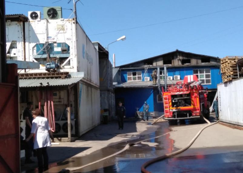 «ДСК всё». Из-за крупного пожара десятки смолян остались без работы