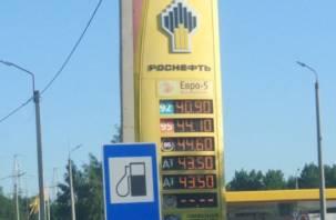 «Мы не виноваты». «Роснефть» оправдалась перед ФАС за высокие цены на бензин