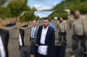 Дело Апакова живет: в Смоленскавтодоре снова нашли коррупцию