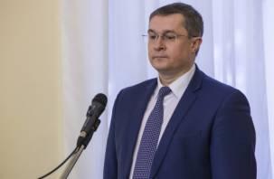 Глава Смоленска Владимир Соваренко «просел» в доходах
