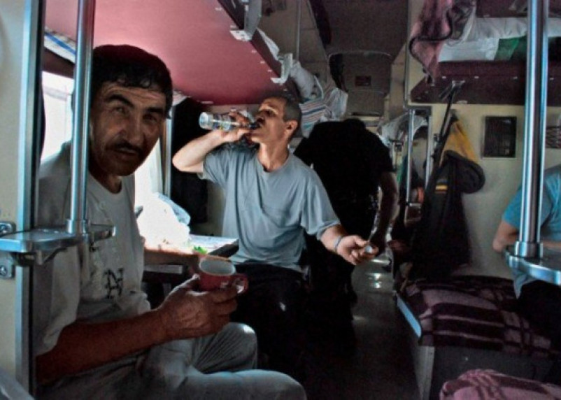 Дебоширы в поездах будут попадать в черные списки