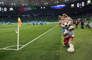В России выбрали девиз сборной по футболу на чемпионат мира — 2018