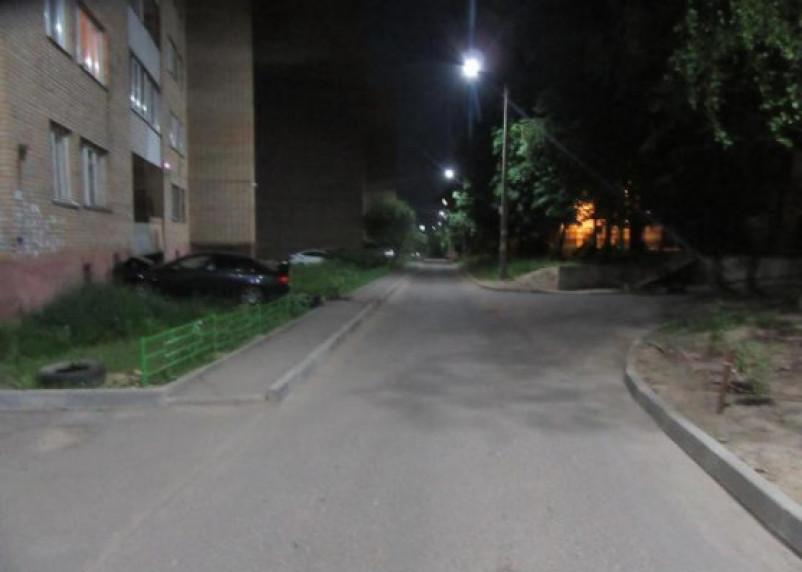 Стали известны подробности аварии с въехавшей в дом иномаркой в Смоленске