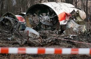 В Польше продолжают «петь песни» о смоленской авиакатастрофе
