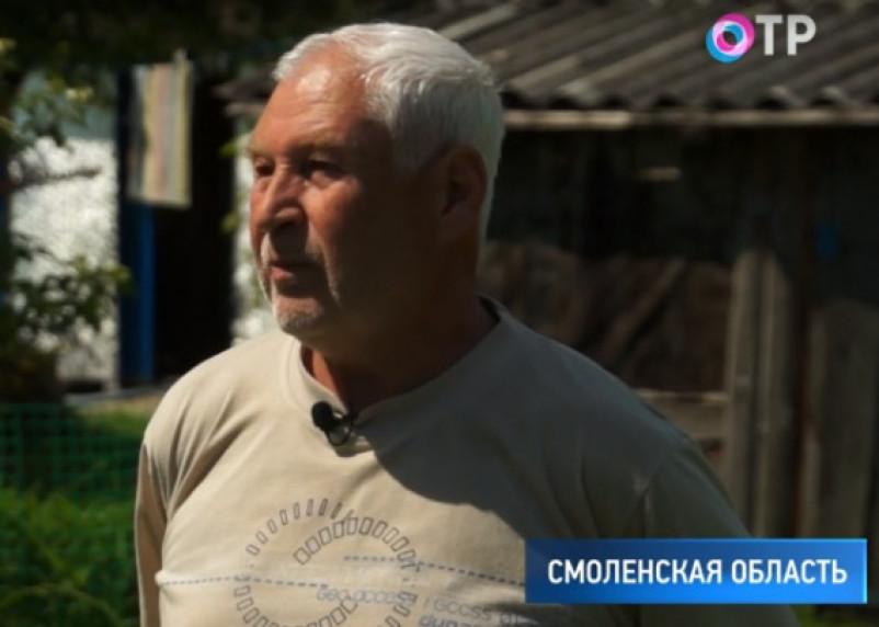 На федеральном канале рассказали, как смоленские чиновники «кинули» переселенца с Севера