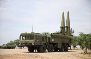 В Смоленской области в учениях задействованы «Искандеры» и С-400