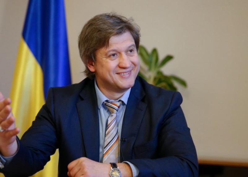 Александра Данилюка опять отправили в отставку