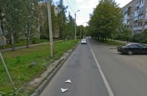 В Смоленске водители не проедут по улице Памфилова