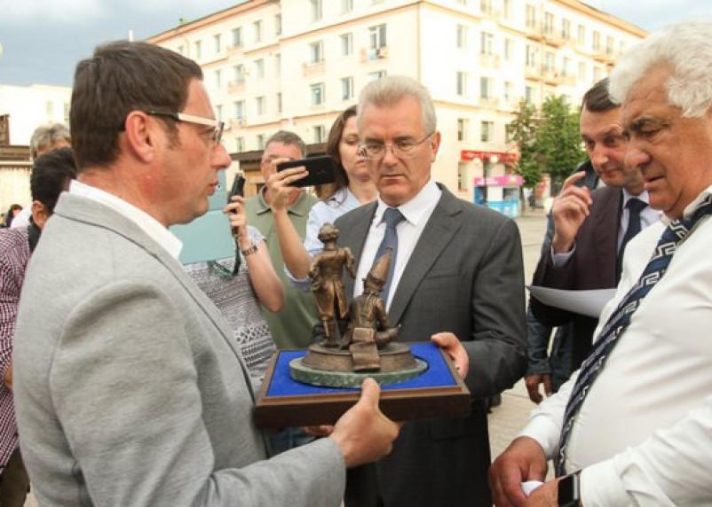 В Смоленске создадут памятник толстопятому пензюку