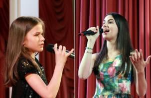 Звёзды телепроекта «Голос. Дети» побывали с концертом в Смоленске