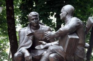 На Смоленщине отметили день рождения поэта Александра Твардовского
