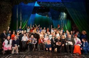 Смоленские барды-инвалиды выступили на конкурсе авторской песни в Сыктывкаре