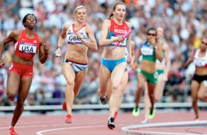 Смоленская легкоатлетка стала второй на первенстве России