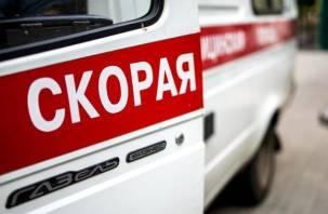 В Смоленской области иномарка сбила ребенка, выбежавшего из подъезда