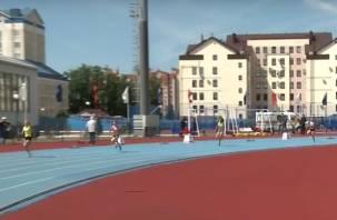 Смоленские легкоатлеты отлично выступили на чемпионате
