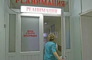 В Руднянском районе ссора двух товарищей закончилась реанимацией