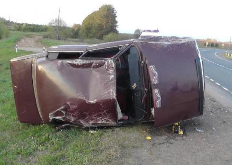 Из-за смоленского водителя-лихача два человека оказались в больнице