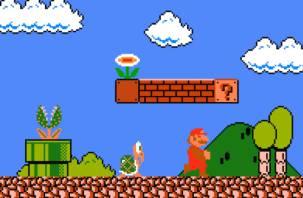 Назад в 90-е: смолянам предлагают наиграться в «Марио»
