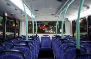 В автобусе №22 к юной смолянке «приставал» романтичный кондуктор