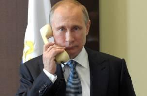 «Будьте начеку»: Владимир Путин может позвонить губернаторам во время прямой линии