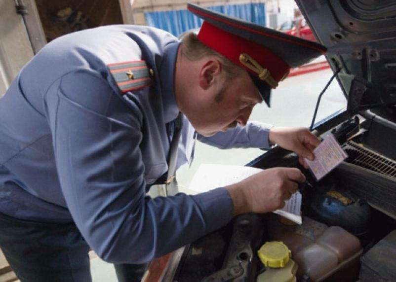 Новшество для смоленских водителей: об изменении в конструкции транспорта можно сообщить по электронке