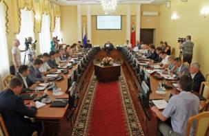 Депутаты-единороссы повысили плату за социальное жилье в Смоленске
