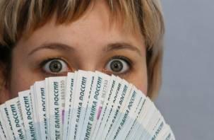 Из-за двух миллионов рублей на смолянку завели уголовное дело