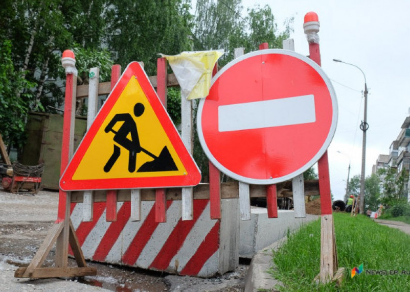 Сегодня в Смоленске на полмесяца ограничат движение транспорта