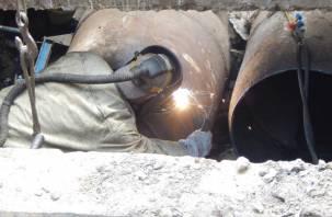 Прогноз не возможен: коммунальщики пытаются вернуть горячую воду в Заднепровье