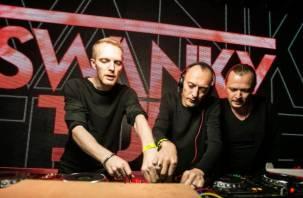 Смоленская группа Swanky Tunes выступит в Сочи на фестивале болельщиков FIFA