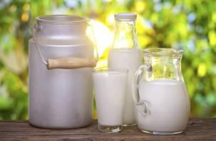 Сомнительное белорусское молоко вернетсяв Россию
