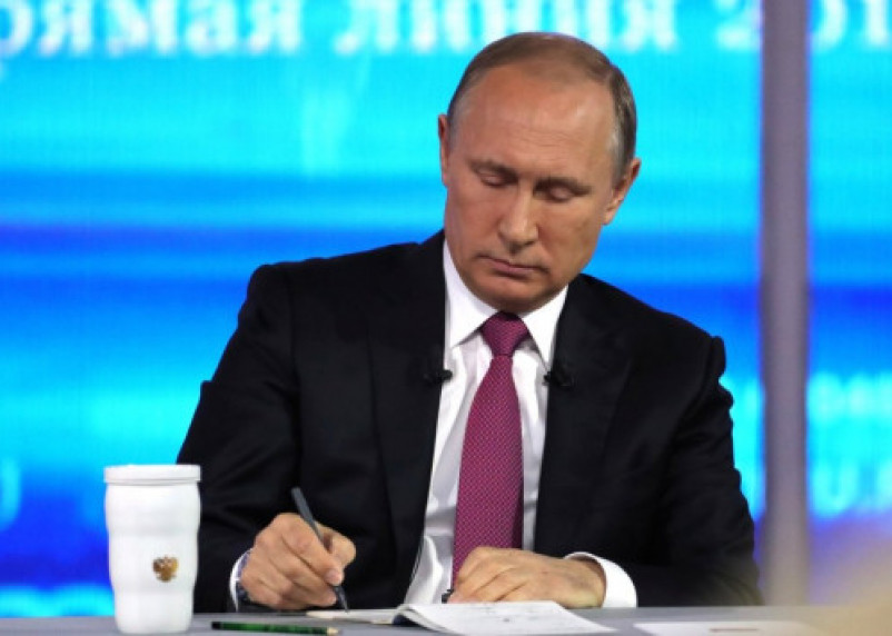 Владимир Путин пообещал решить проблемы онкобольных