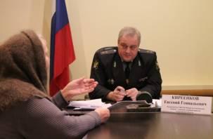 Смолянин стал главным судебным приставом в Тульской области